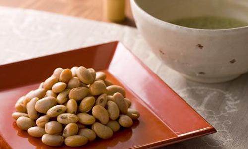 甘栗みたいな大豆
